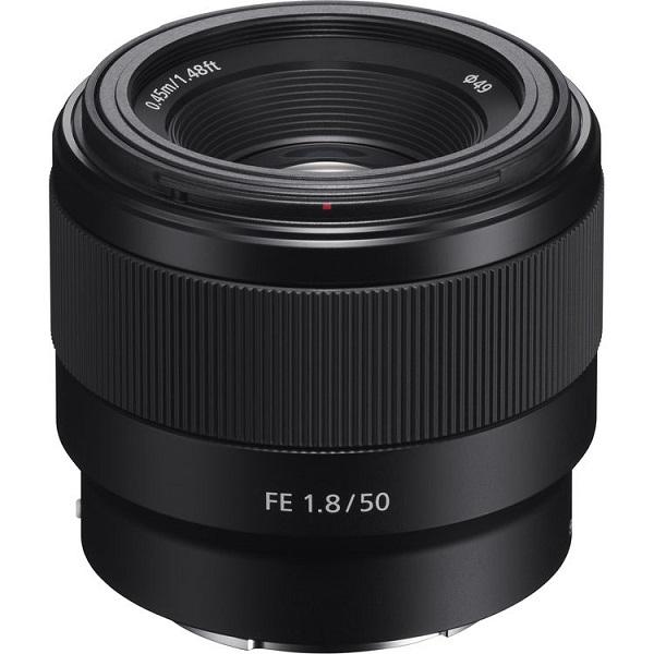 Obiektyw Sony Fe 50mm F1.8