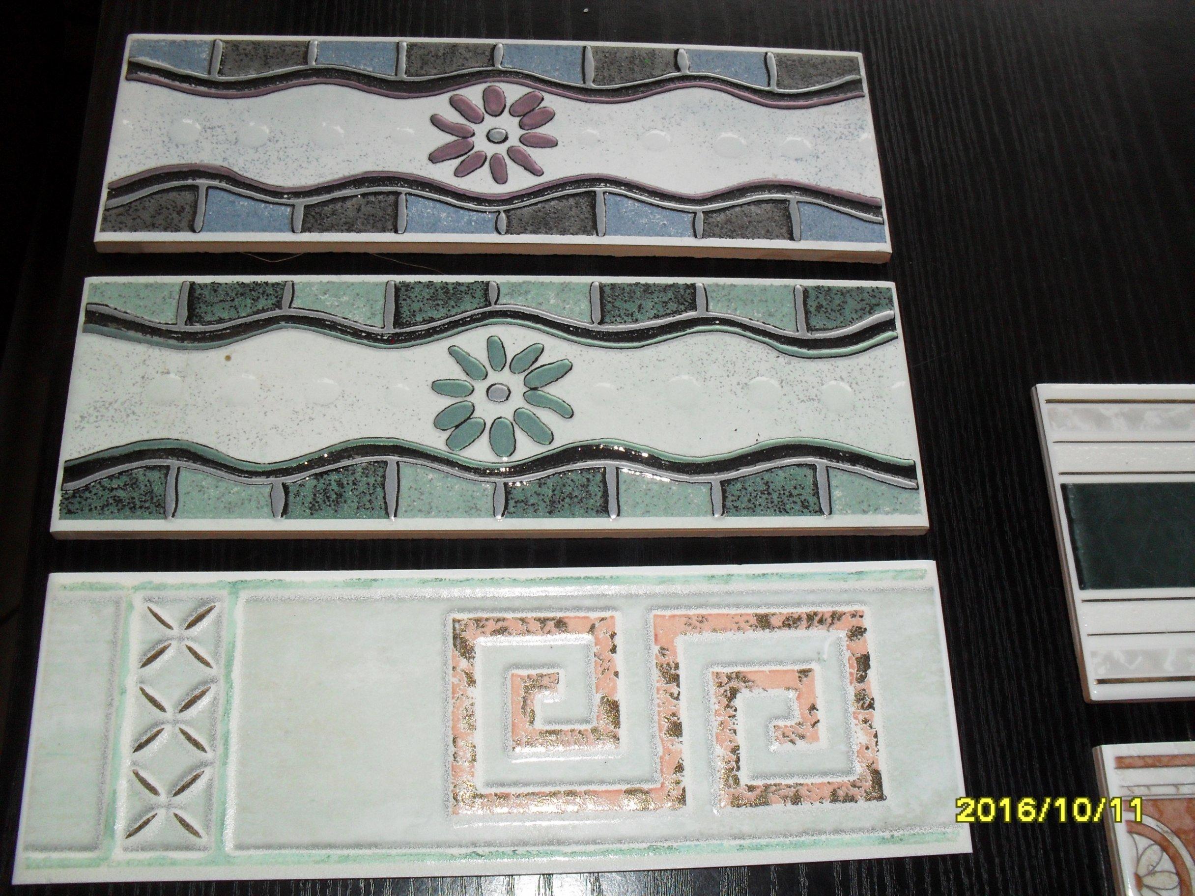 Glazura Listwa Dekoracyjna 25x8