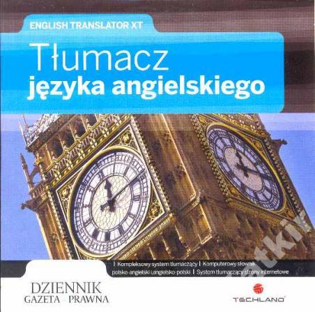Купить Переводчик английского языка. ПК. на Otpravka - цены и фото - доставка из Польши и стран Европы в Украину.
