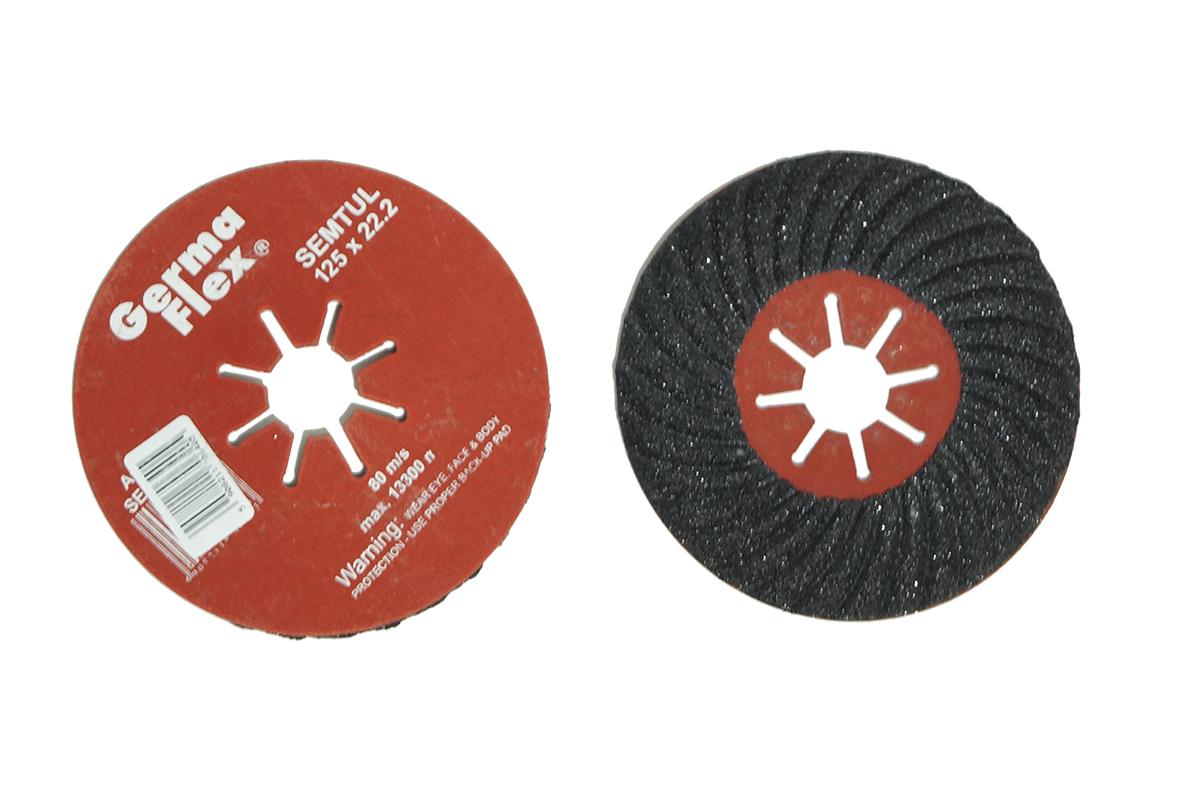 Shield pre brúsenie betónu SEMTUL 125/80