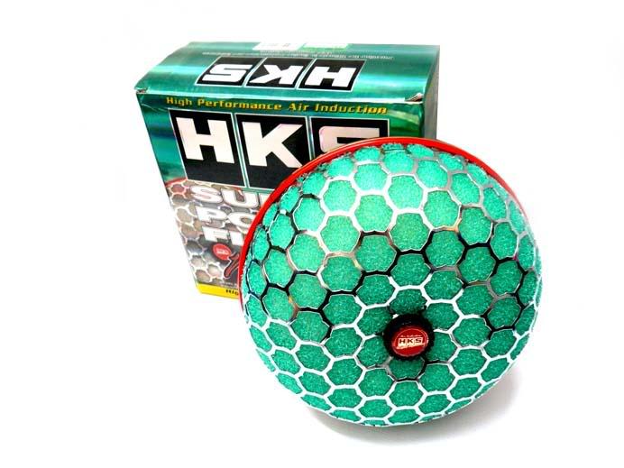 фильтр губка  губка  грибок - hks - 100mm -promo