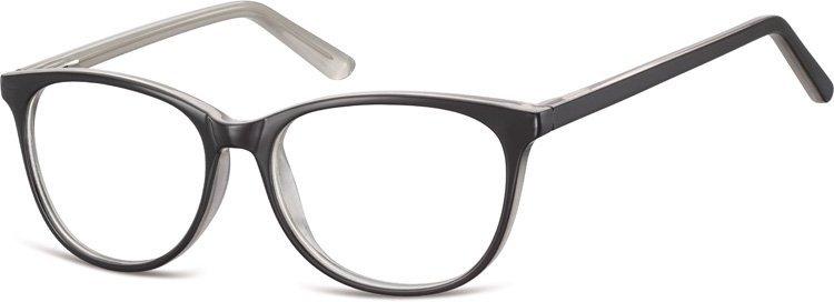 ZERÓWKI okulary OPRAWKI Damskie Korekcyjne Owalne