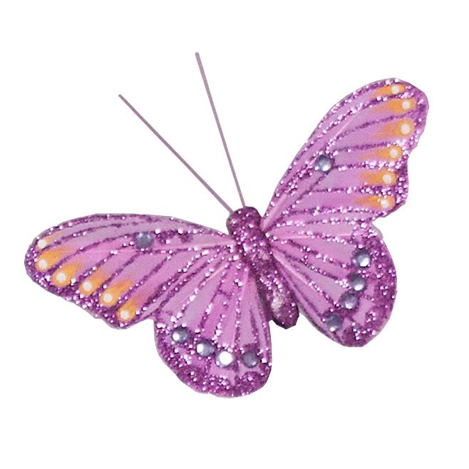 Dekorácia dekorácie na lampách - Butterfly Sova