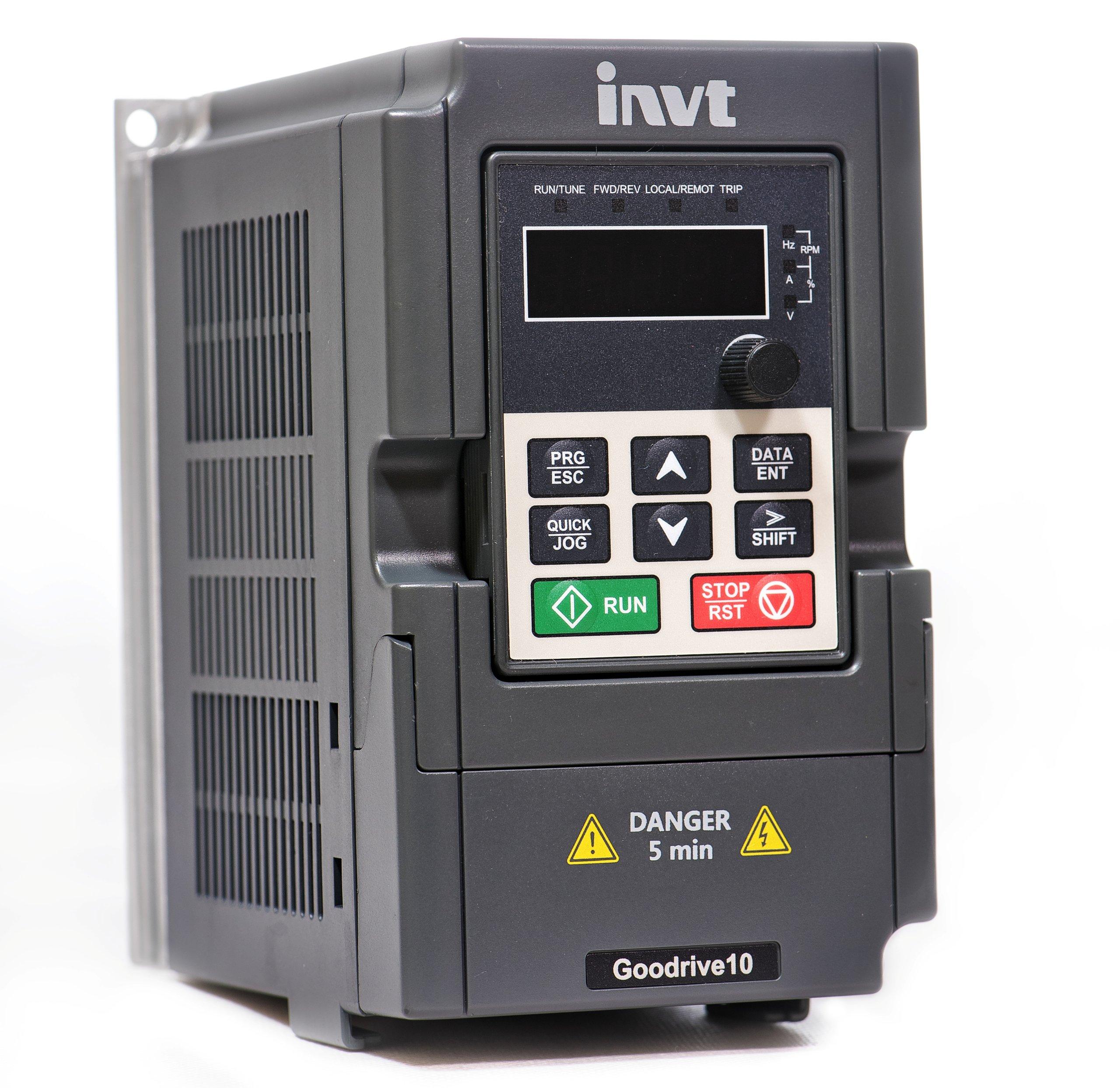 Falownik INVT 1,5kW 1F skalarny GWARANCJA 2 LATA