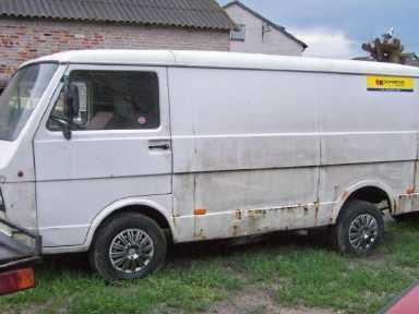 [VW LT 28 31 35 45 55 CZESCI BOCZNA KAROSERYJNA из Польши]изображение 1