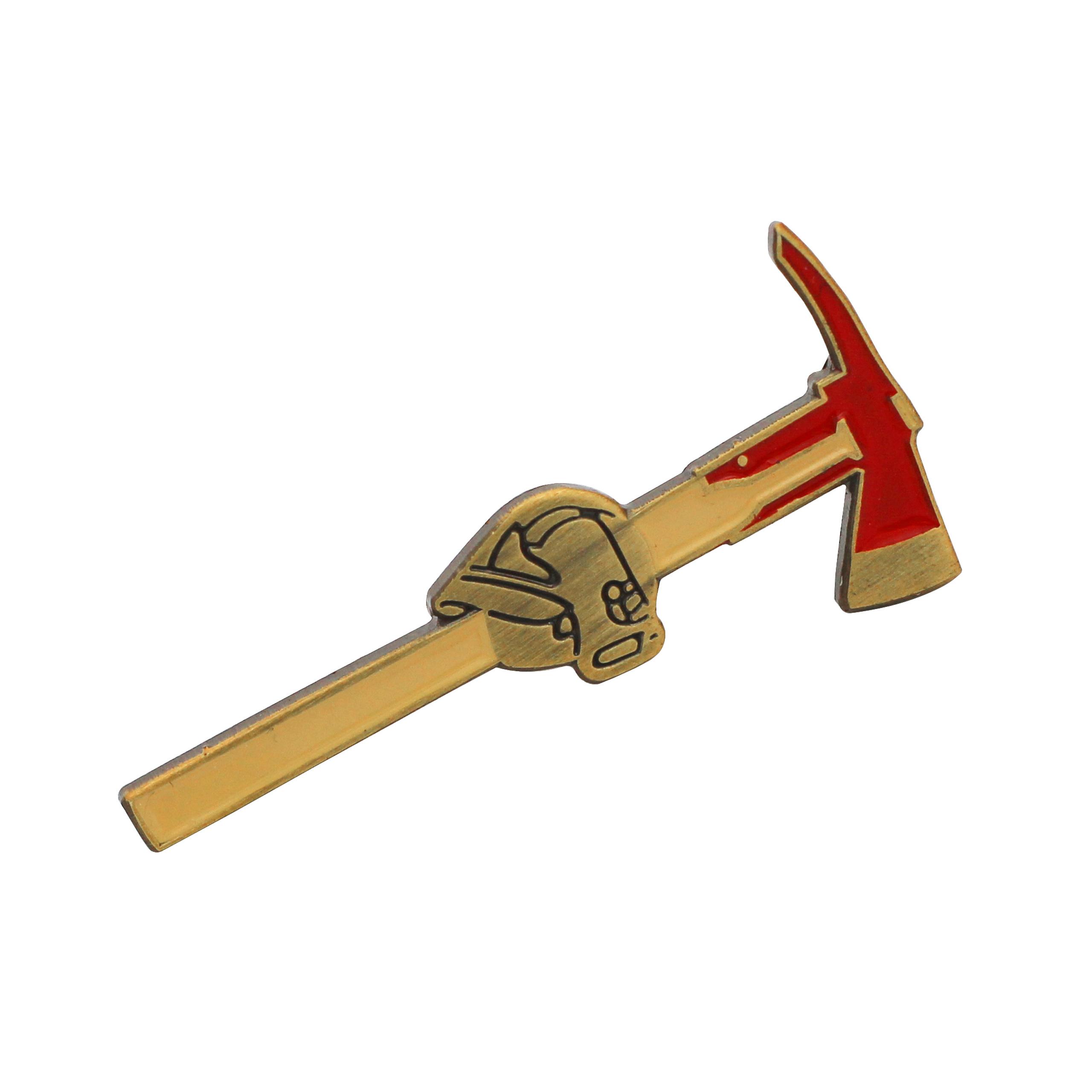 PIN pre hasičov. Ročné, piny požiarne