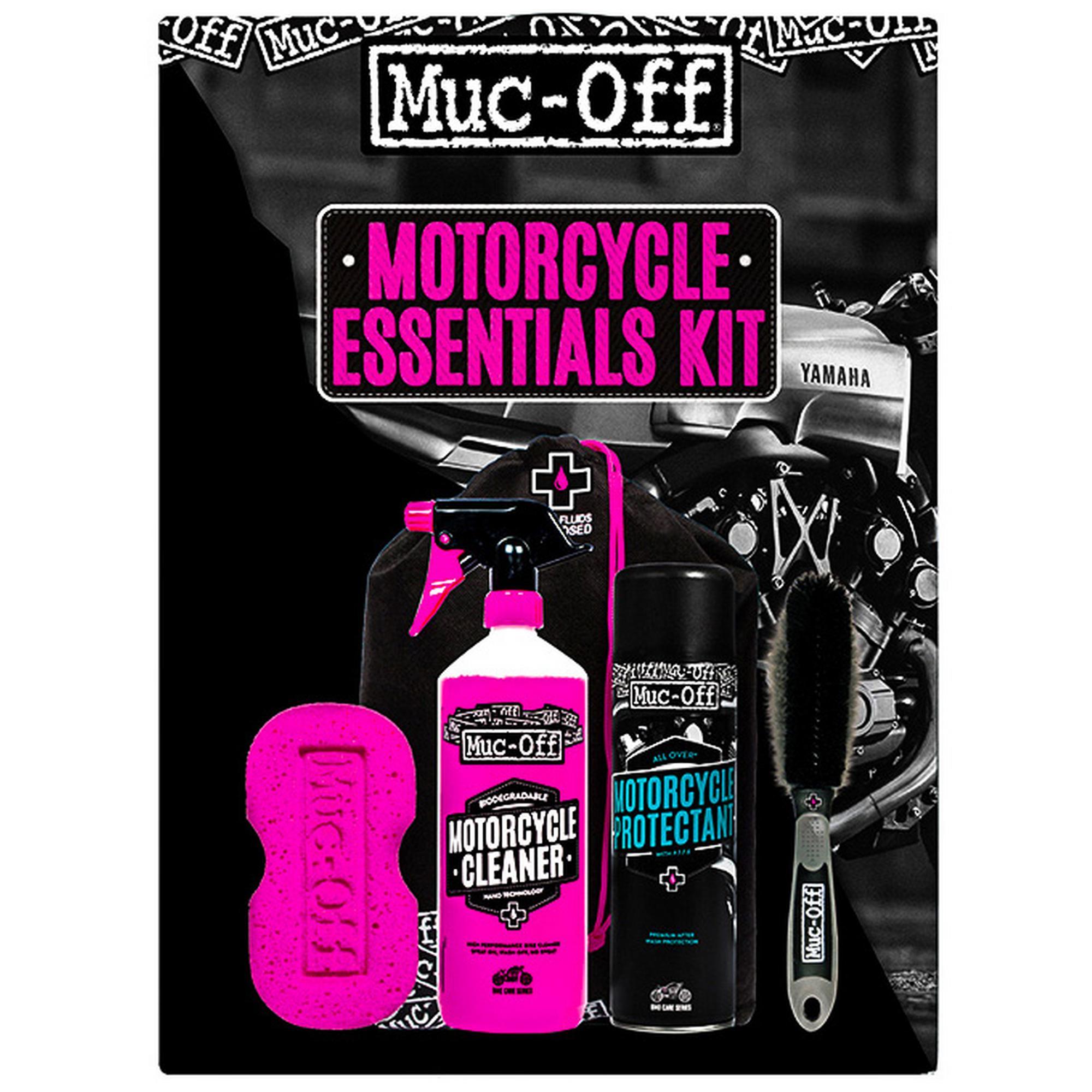 Купить MUC-OFF 636 Набор Essentials для Мытья Мотоцикла на Otpravka - цены и фото - доставка из Польши и стран Европы в Украину.