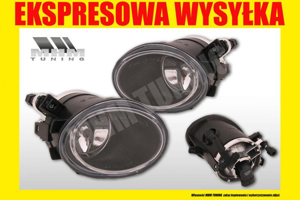 HALOGEN LAMPA BMW 3 E46 5 E39 M-PAKIET M3 M5 KPL 2