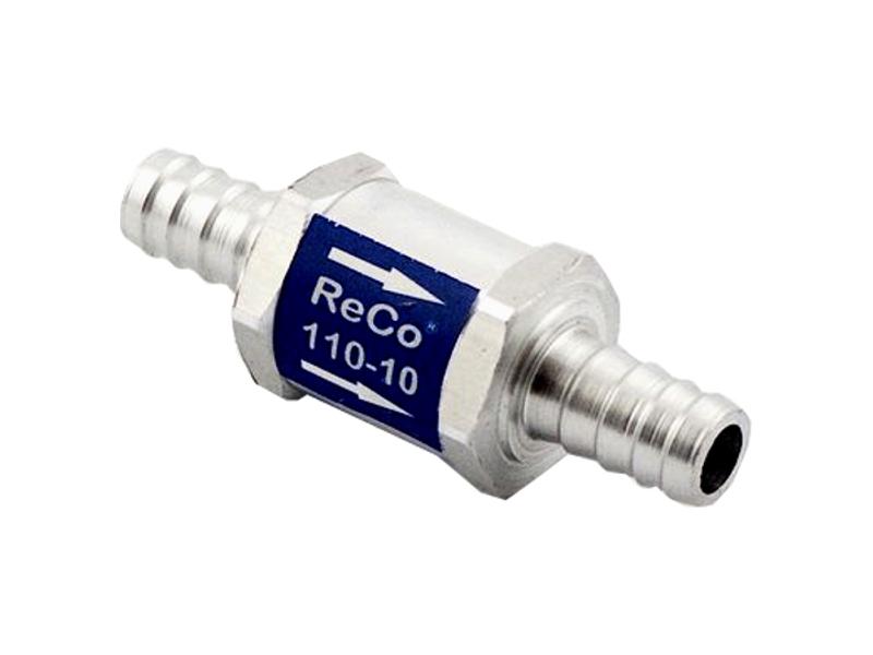 клапан zaworek обратный топлива 10mm alu бензин масло
