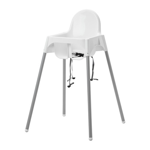 Item IKEA ANTILOP Highchair with straps