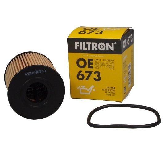 filtron фильтр масла oe673 peugeot  citroen  ford