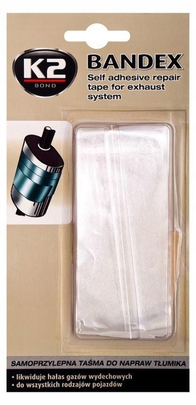 K2 BANDEX бандаж лента для ремонта глушителя