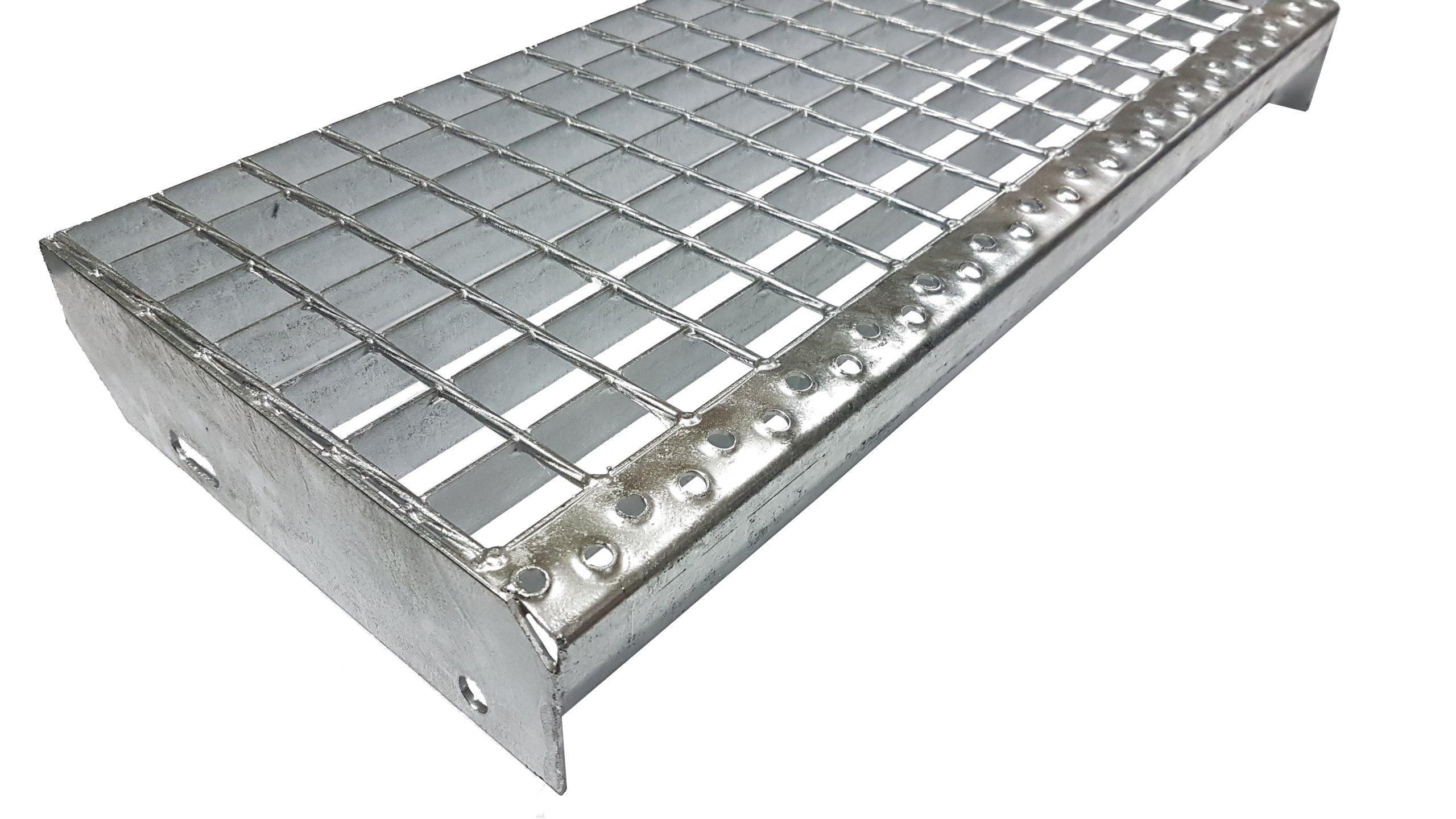 Stupeň Schodisko Metal 800 x 270 25x2