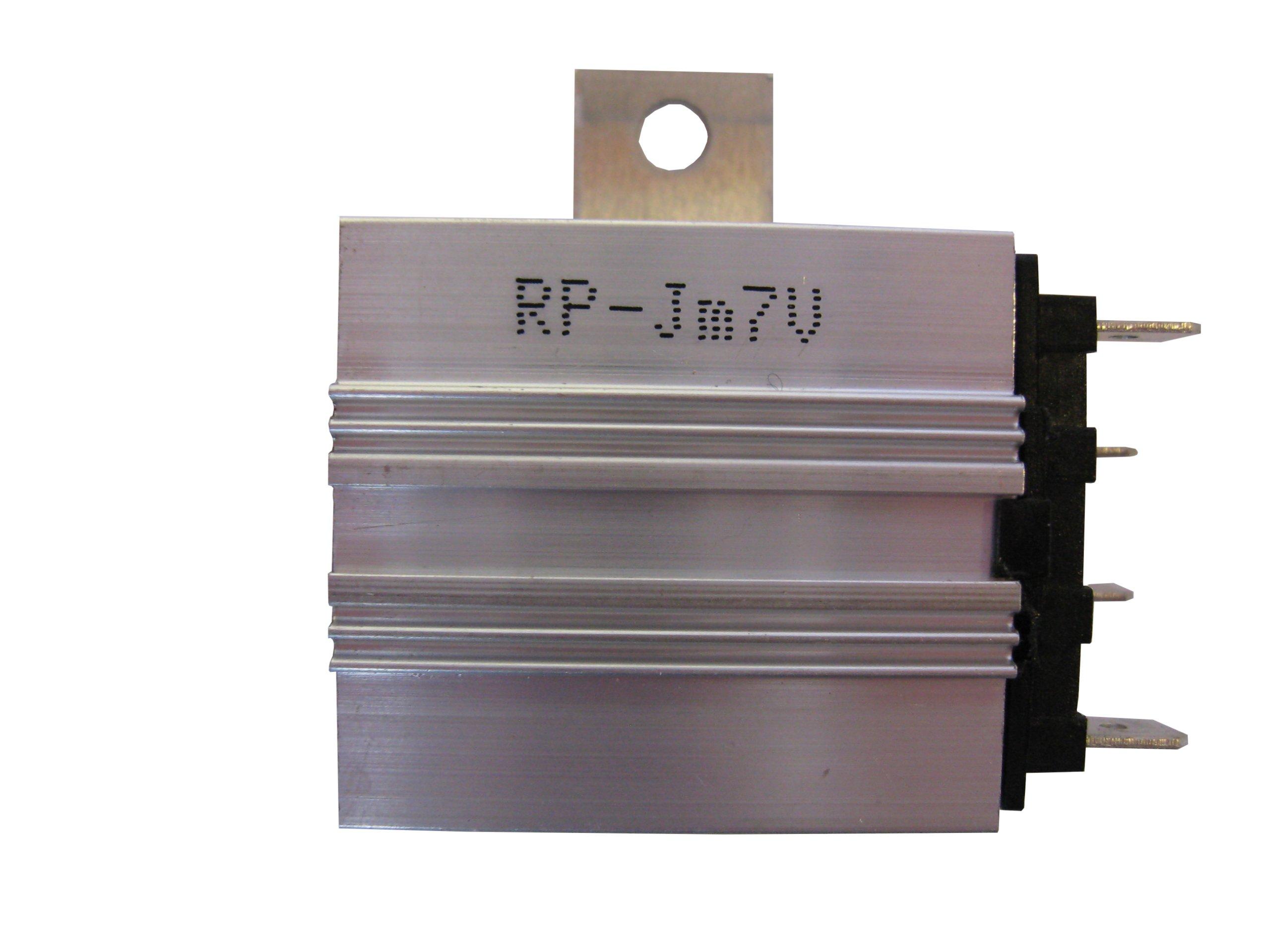 Elektroniczny regulator prądnicy M72 K750 BMW 6V
