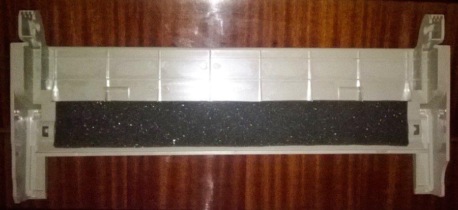 Zadný kryt pre tlačiareň OKI 3410 F.VAT