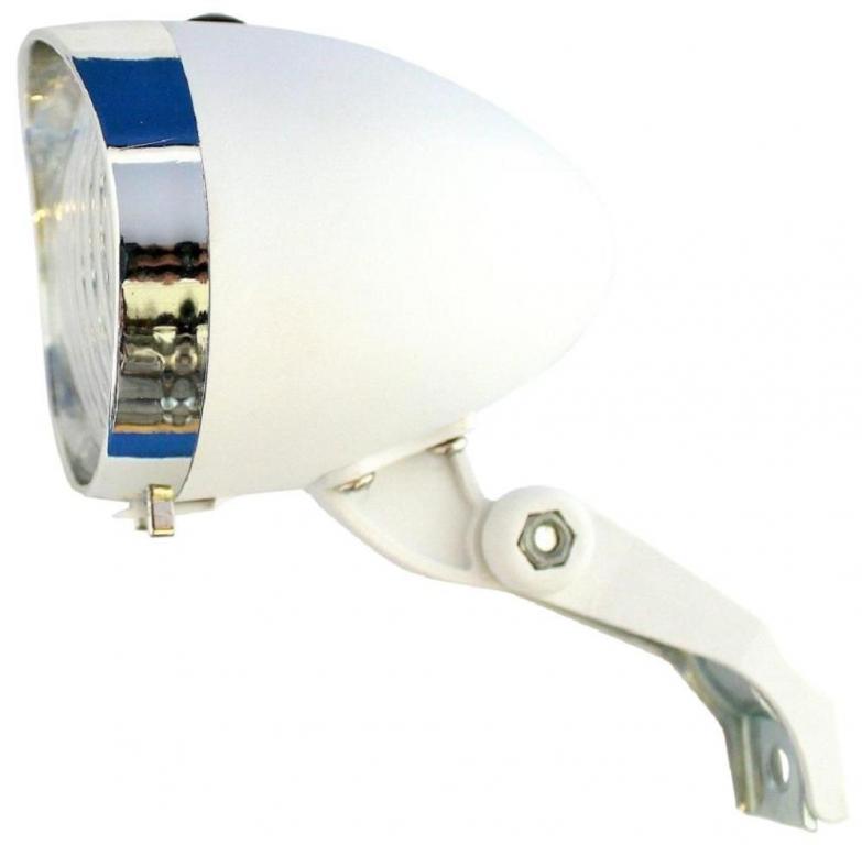 Na čítanie vpredu retro-BIELE LED s klasickým rukoväť