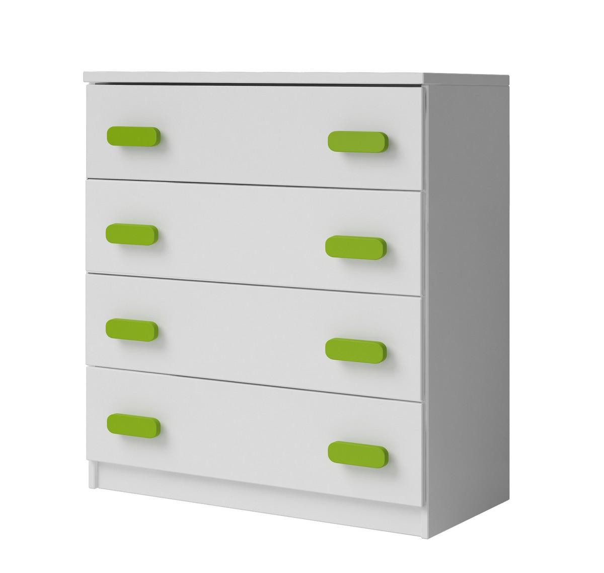 Мебель детская для подростков СМИК - 02 КОМОДА 4С