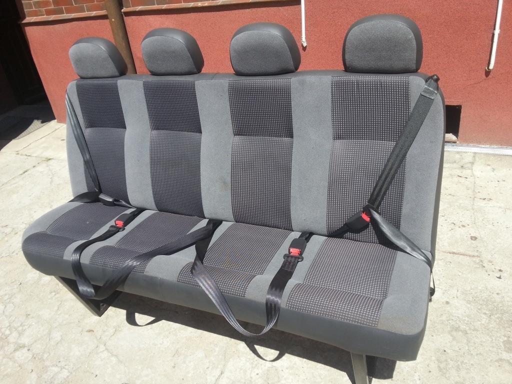 кресло диванов 4 человека sprinter crafter  ducato iveco