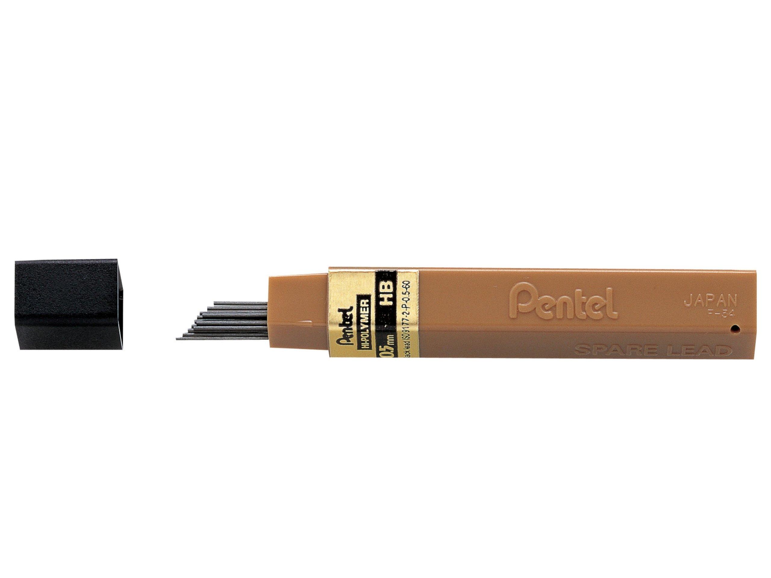 Grafit pre automatickú ceruzku PENTEL HB 0,7 mm