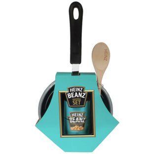 Heinz Pot + Heinz hodiny v plechovke v tvare