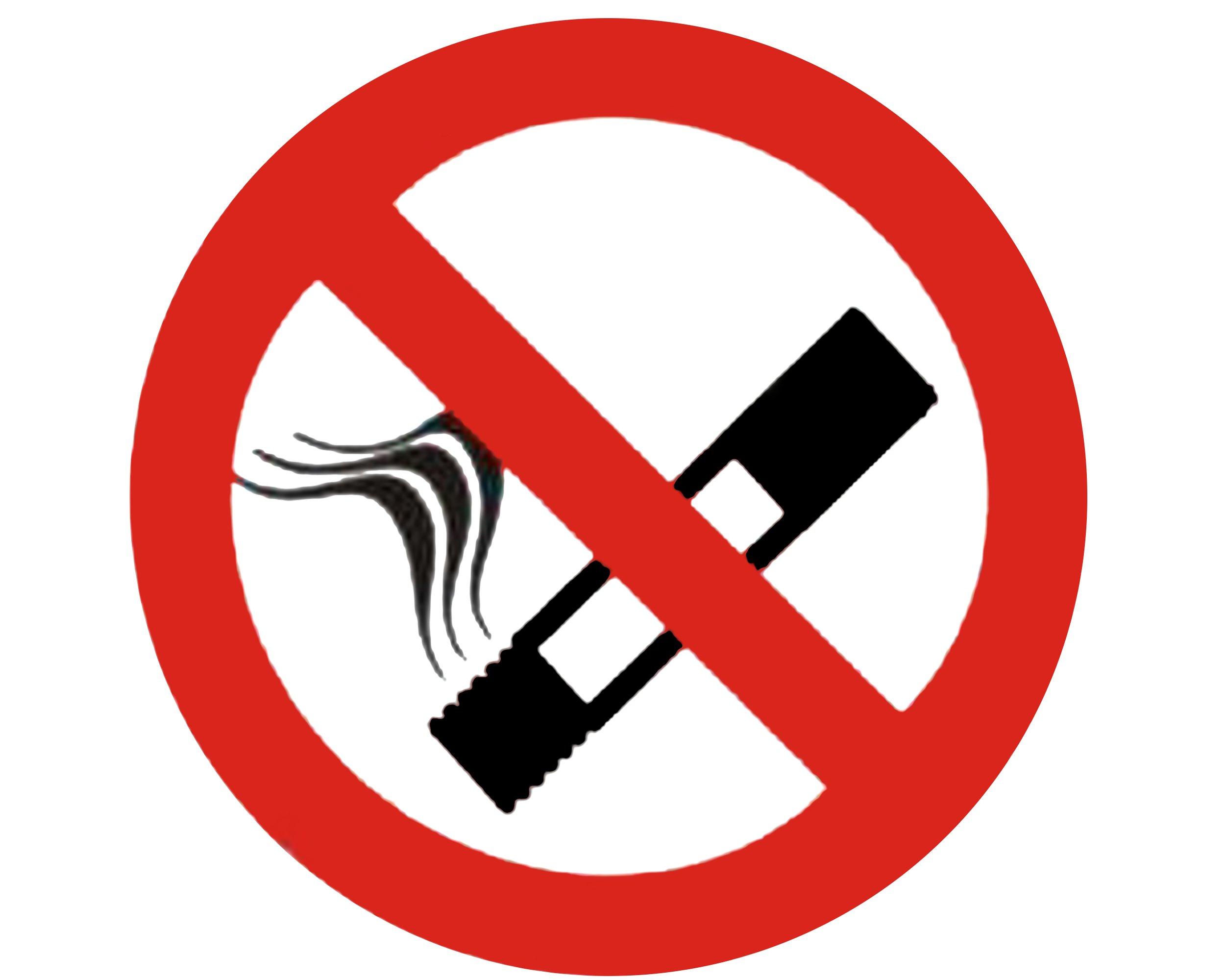 Знак мы против курения картинки
