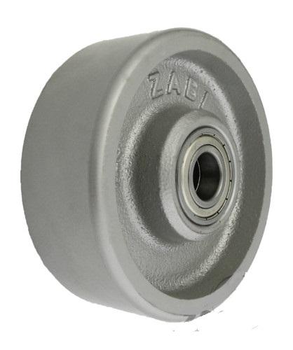 Liatinové kolesá Veľké zaťaženie, Kruh FI 125 - 800KG!