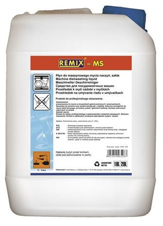 Купить РЕМИКС МС 5 l -Жидкость для очистки посудомоечных машин, посудомоечные машины на Otpravka - цены и фото - доставка из Польши и стран Европы в Украину.