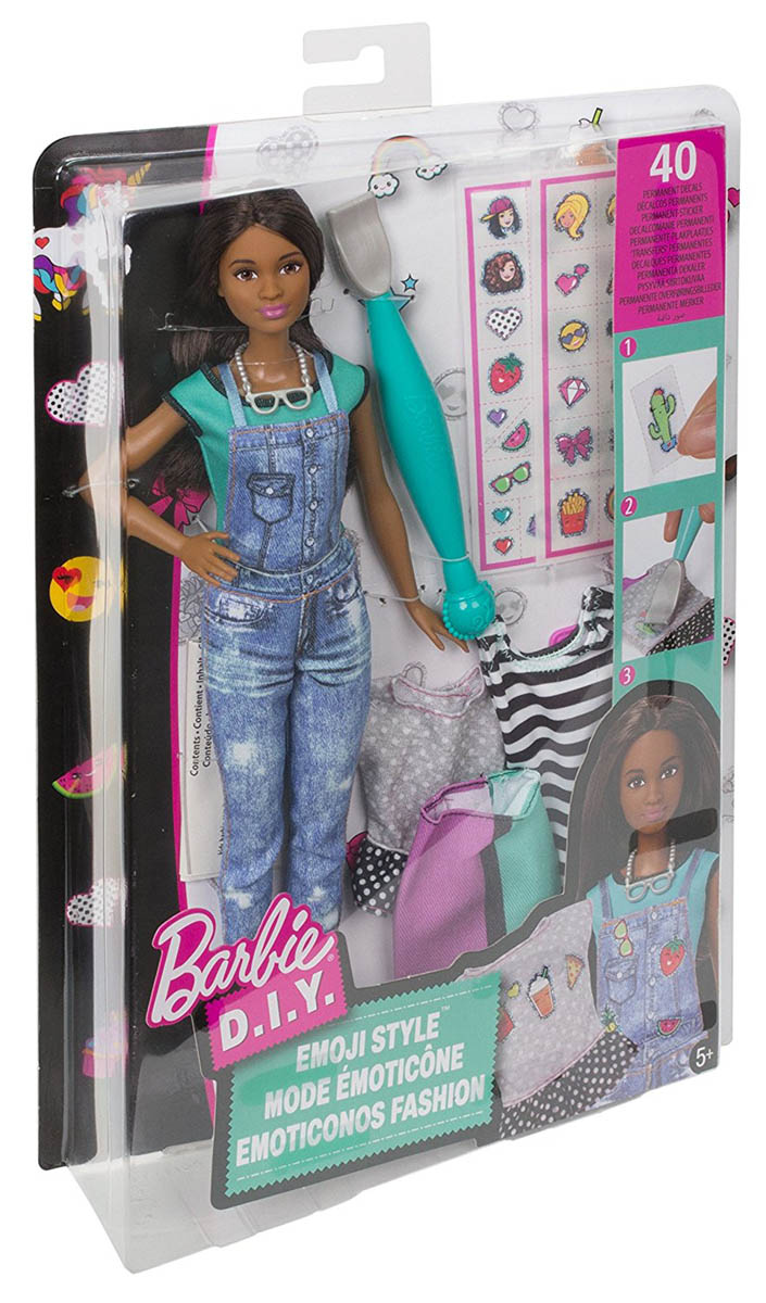 MAS24 Barbie Dyn92 Dyn94 Urob si módne nálepky