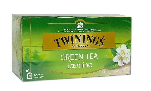 Купить Twinings Green Jasmine пер., 25. на Otpravka - цены и фото - доставка из Польши и стран Европы в Украину.