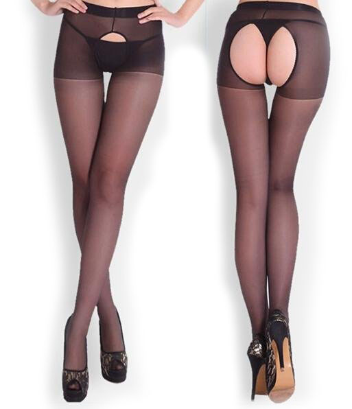 Item TIGHTS with hole for Sex Open Crotch 013