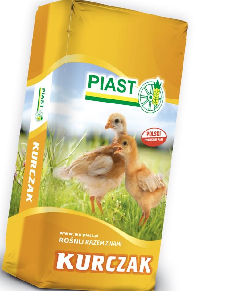 PASZA Kurczak 2 dla kurcząt 9-16 tyg. PIAST 25kg