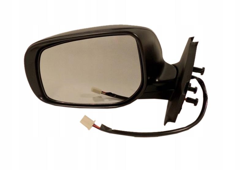левое зеркало toyota yaris 2006-2010 электрические