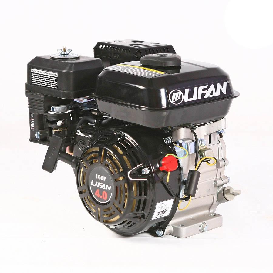 Motorový spaľovací motor 4km GX120 Mushroom atď.
