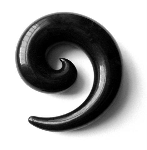 Item Rozpychacz spiral black 10 mm !!!