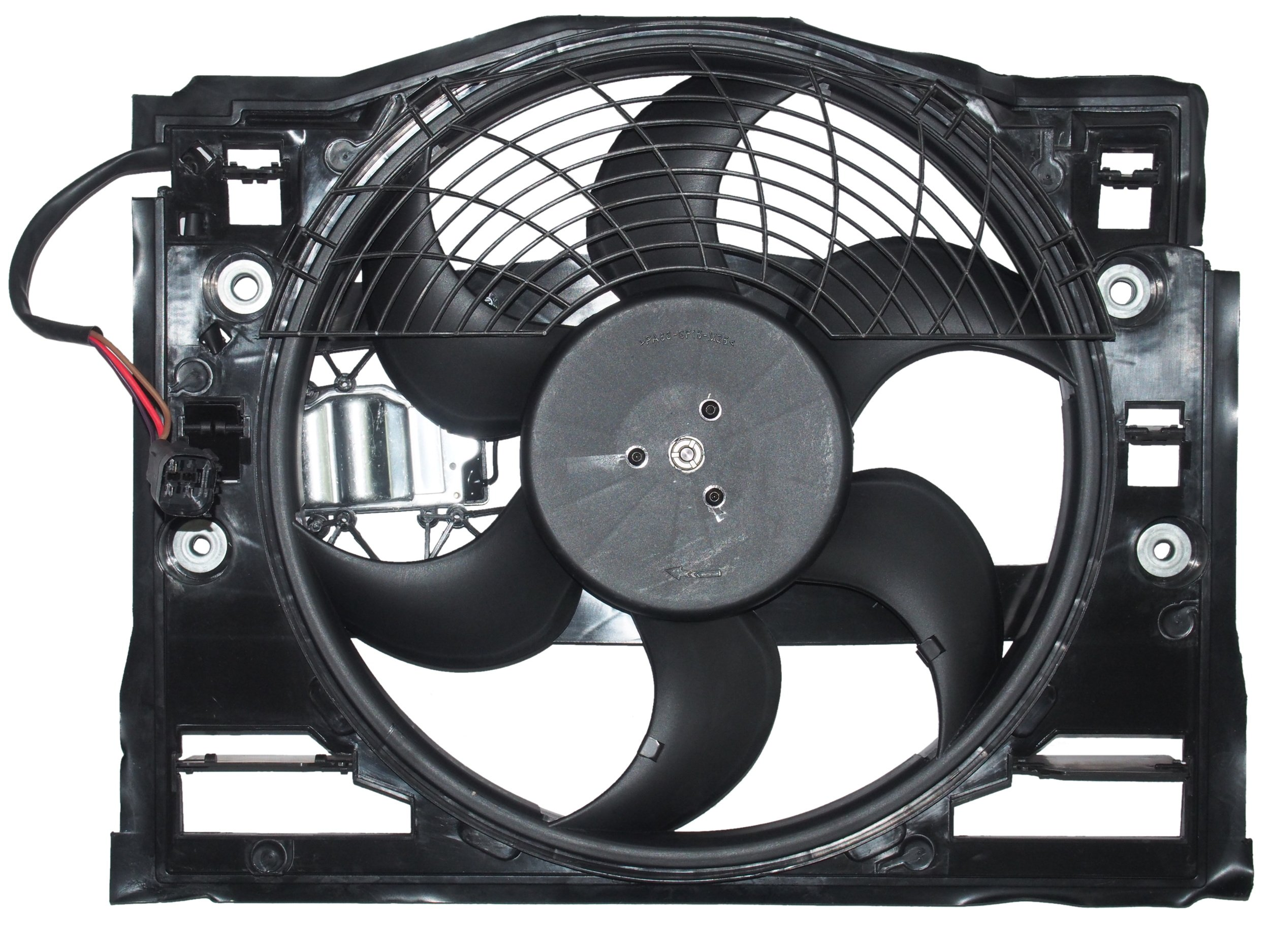 вентилятор кондиционирования воздуха bmw e46 330d 325i 325ci