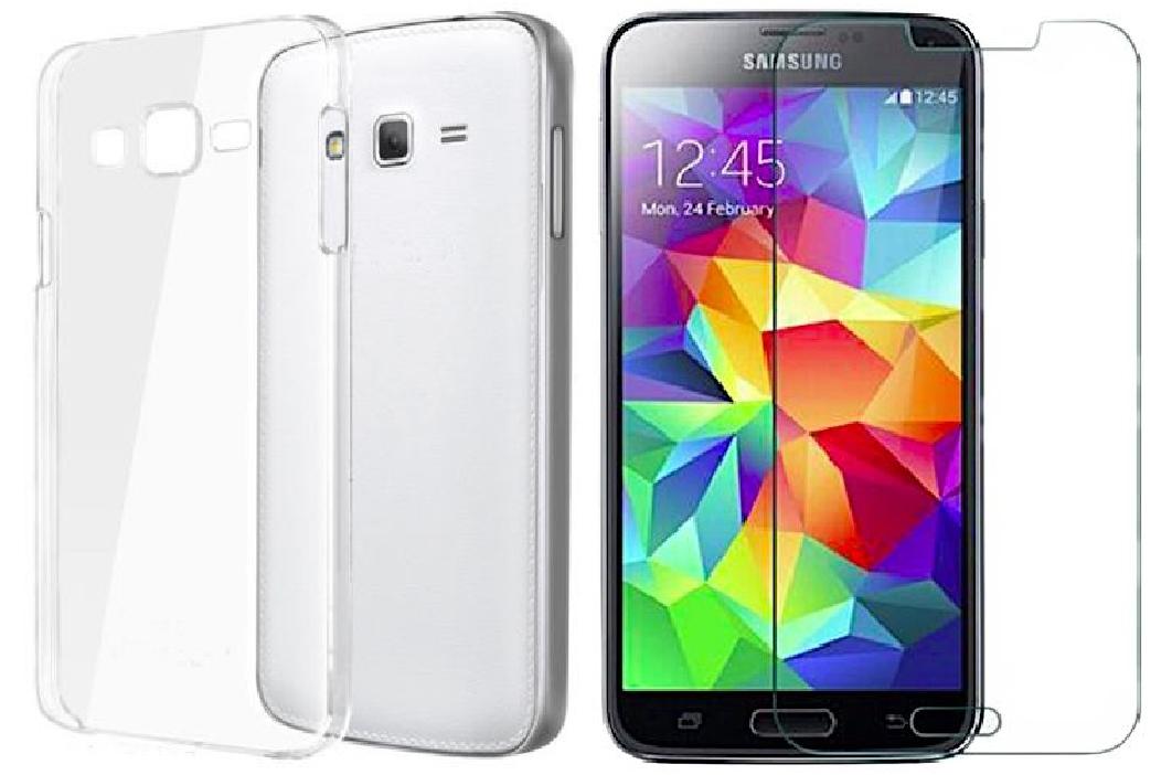 Samsung Galaxy Grand Prime Etui + Szkło Hartowane