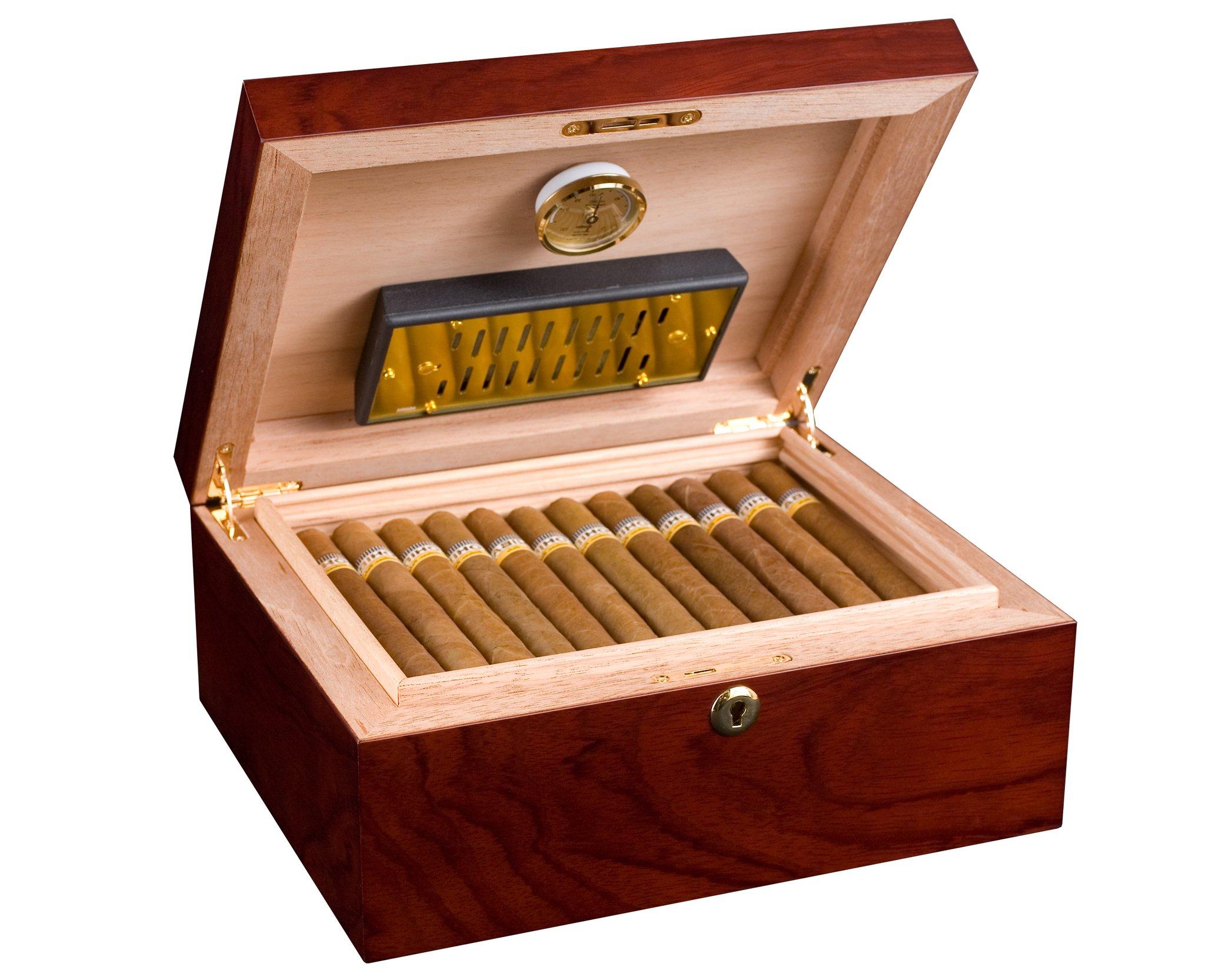 ADORINI Хьюмидор Триест Люкс на 75 сигар