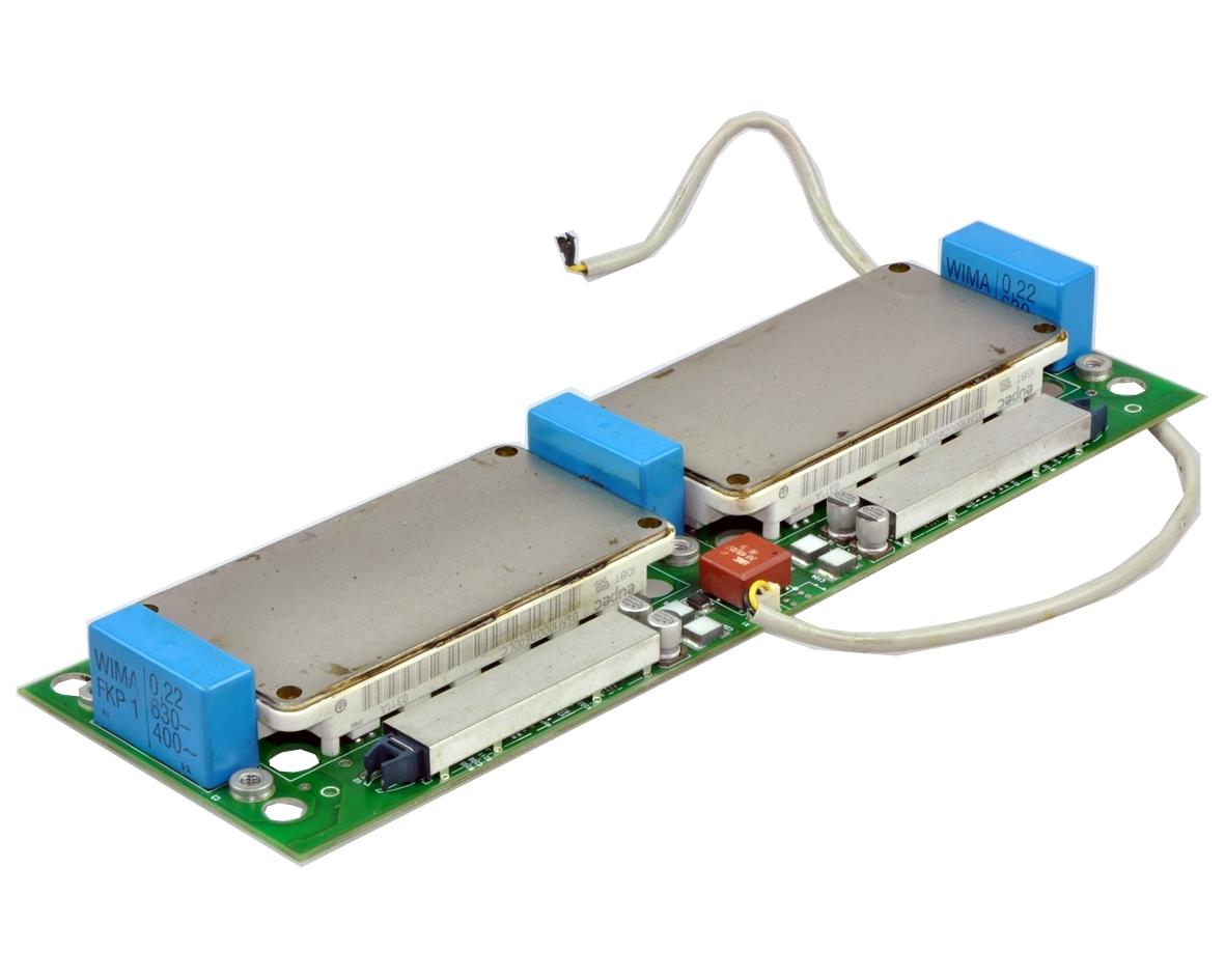 IGBT BSM100GD60DLC 2 modul 2 ks. Optické vlákno ovládača