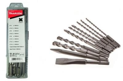 Makita D -46361 комплект сверл и наконечников SDS-плюс