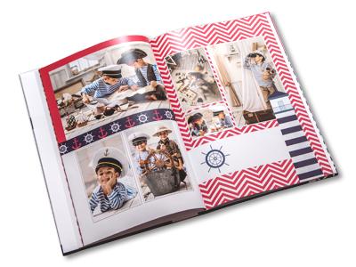 Item Photo book A4, vertical 40 st Album Hardcover