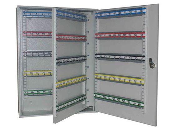 Шкаф для ключей металлический на 200 ключей SKR200 F-V доставка товаров из Польши и Allegro на русском