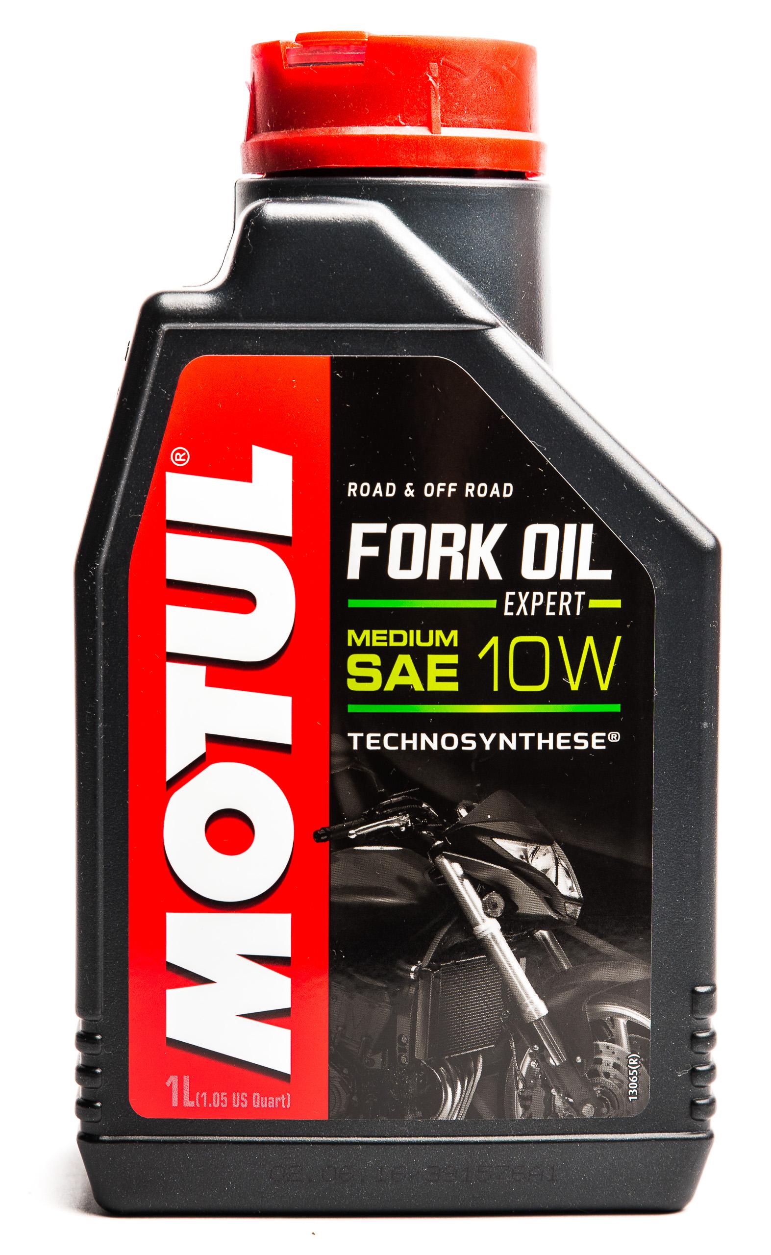 MOTUL Fork Oil 10W - масло для амортизаторов, лаг 1Л