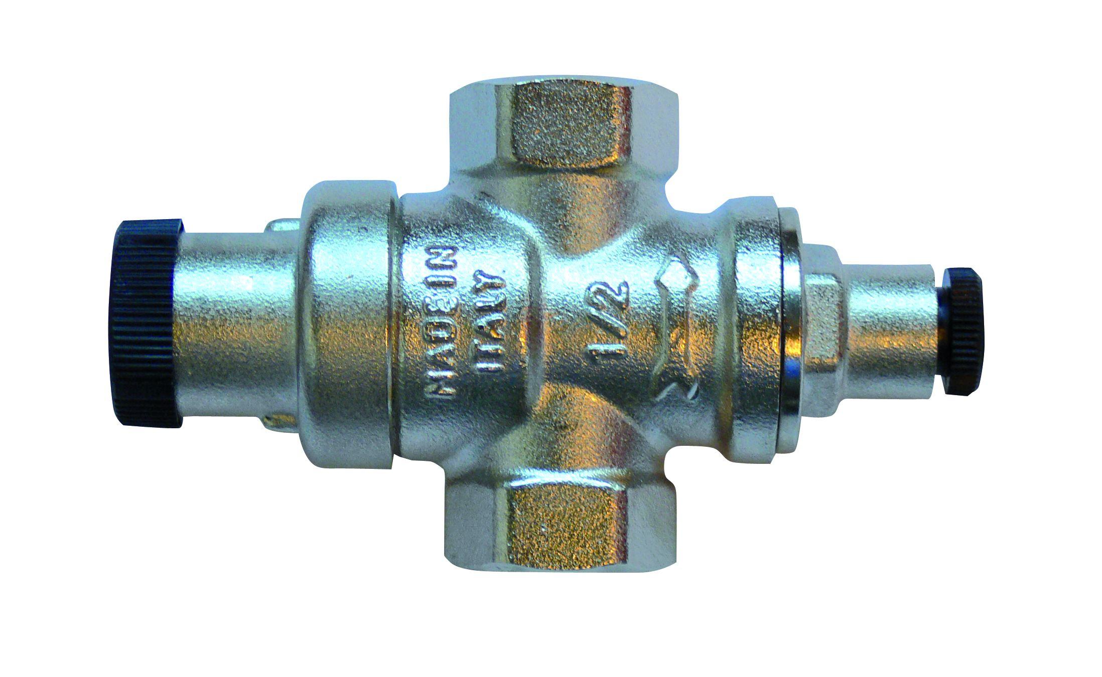 Redukcia, regulátor tlaku vody KALETA AGREGATE