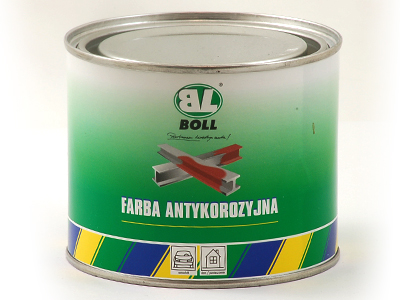 Picture of BOLL - PAINT ANTICORROSIVE - 500 ML
