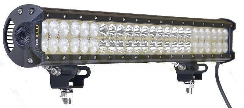лампа led 144w cree галоген дальнего света combo-mix