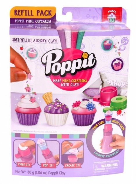 POPSPIT MODELLINA DOUGHT COOKIES