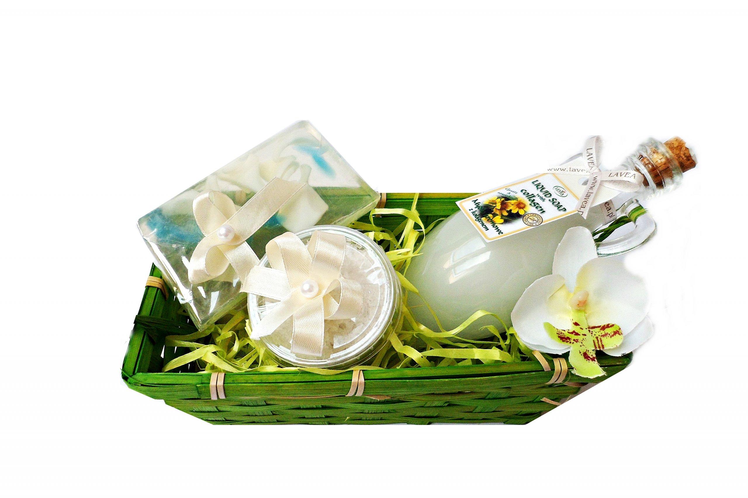 Prírodná kozmetika Set Collagen a Macadamia
