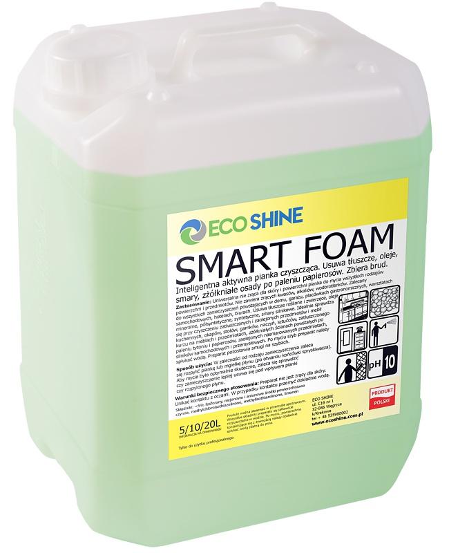 Smart Foam 5L Čistiaca pena pre silné nečistoty