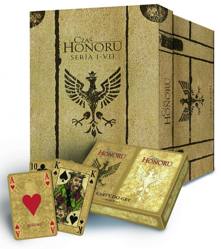 Item TIME of HONOR Season 1-7+ maps for the game [BOX 28 DVD]
