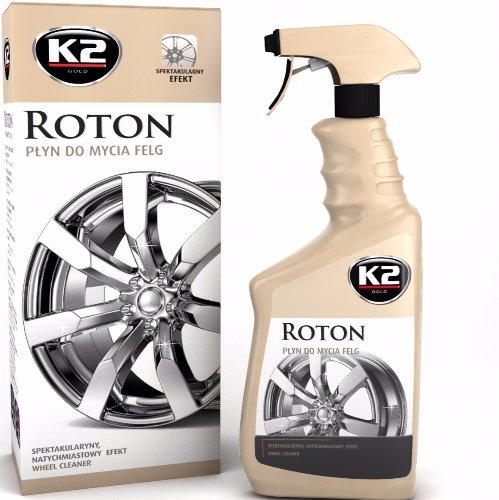 К2 - ROTON для дисков и колпаков с эффектом кровотечения